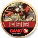 Пули пневматические GAMO PRO Hunter 4,5 мм 0,49 гр (250 шт.)