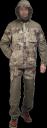 Камуфляжный костюм ПЕРЕВАЛ-1