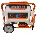Бензиновый генератор E3 POWER GG8000-X3