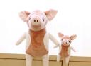 Мягкая игрушка Свинья оптом из Китая любой дизайн