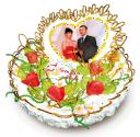 Свадебный торт 1