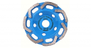Алмазная чашка для болгарки ФАТС-W 125/22,23-7 Rotex