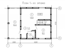 Готовые проекты домов, коттеджей, дачных и садовых домиков из сип панелей
