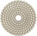 Гибкий полировальный круг АГШК д. 100 мм №100 (мокрая)