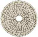 Гибкий полировальный круг АГШК д. 100 мм №3000 (мокрая)