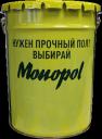 Полиуретановая эмаль по бетону Monopol 7 ПУ