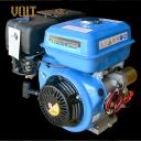 Бензиновый двигатель ETALON GE177FE (9л.с.) с электростартером