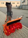 Снегоочиститель фрезерно-роторный двухступенчатый Cerruti( Италия ) MIDDLE 500-450