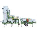 Машина для обработки семян зерновых бобов