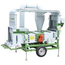 машина для обработки бобовых бобов миндаля