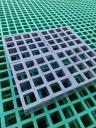 Решетчатая конструкция из стеклопластика
