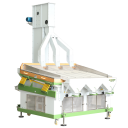 Ячмень канолы 1 тонны семян камнеотборочная машина