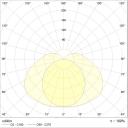 Светодиодный светильник ARCTIC STANDARD 1200 TH 4000K