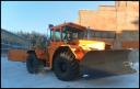 К-710С-ДКБ2 Двухсторонний колесный бульдозер