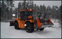 К-705 Трактор с мульчером / фрезой и др.