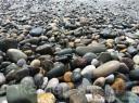 Камень галечник речной для ландшафтных работ