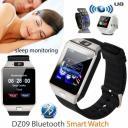 Умные часы Smart Watch DZ09 золото