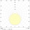 Светодиодный светильник ALS.OPL UNI LED 1200 4000K