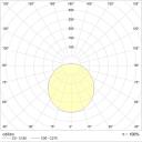 Светодиодный светильник RKL LED 13 4000K
