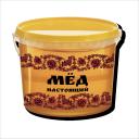 мед натуральный фасованный Донниковый 1,0 кг в пласт. таре