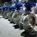 Продаем затворы дисковые поворотные AISI304 Ру16 Ду300 со склада