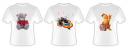 Цифровая и трафаретная фотопечать на ткани, одежде (крое), Шелкография