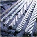 Канат стальной ГОСТ 3077-80, диаметр 15,0 оцинкованный 1000 метров