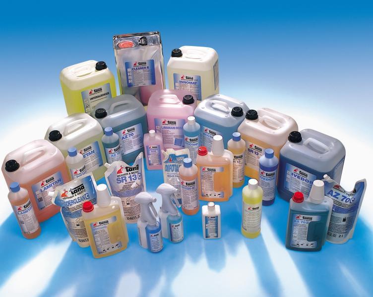 Производство и продажа чистящих средств фото