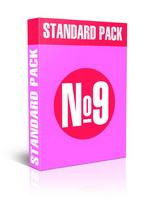 Standard Pack №9 (Management Pack: 6 обучающих модулей) - $180USD