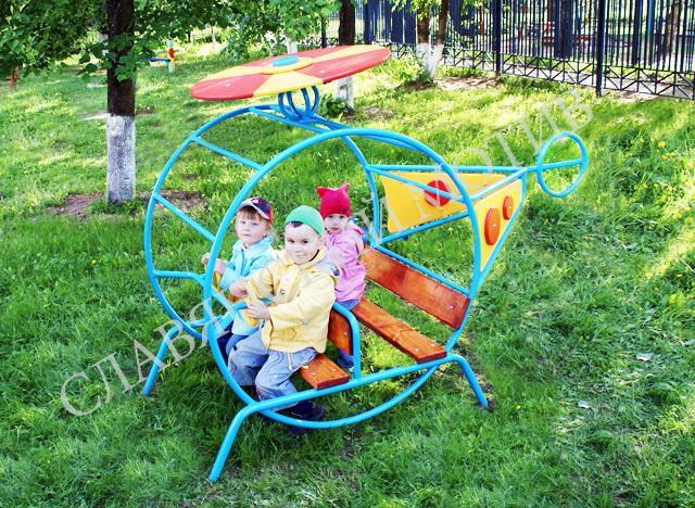 Модули для детской площадки своими руками