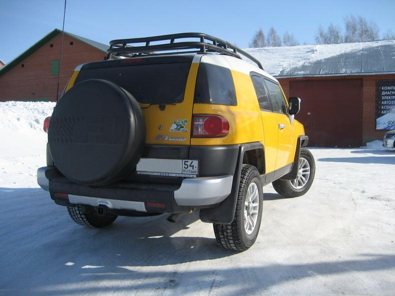 Toyota FJ Cruiser, ГБО Digitronic DGI 3D Power Evolution