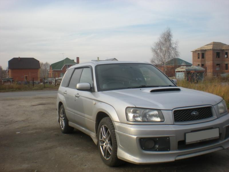 Subaru Forester Turbo, ГБО Digitronic DGI 3D Power Evolution