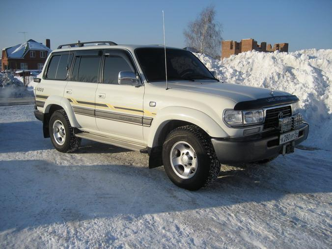 Toyota Land Cruiser 80, ГБО Digitronic DGI 3D Power Evolution