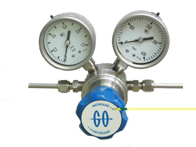 регулятор давления газа расчет
