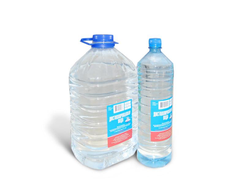 Дистиллированная вода своими руками