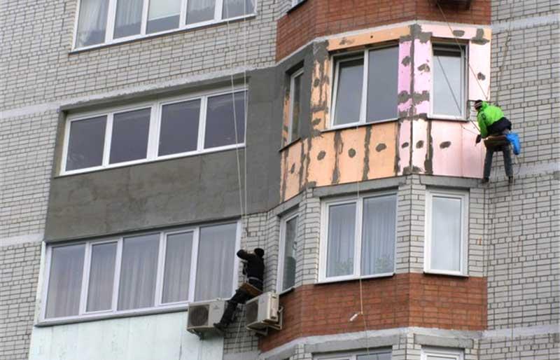 Теплоизоляция балкона и лоджии своими руками: внутренняя и н.
