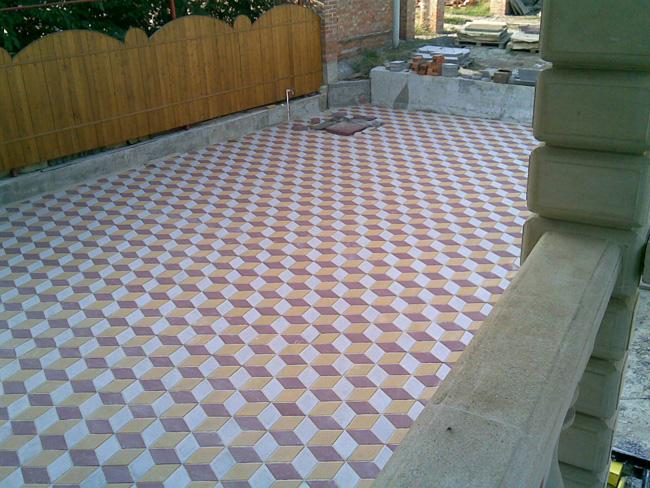 Carrelage sol brillant pas cher devis travaux de - Carrelage sol interieur pas cher ...