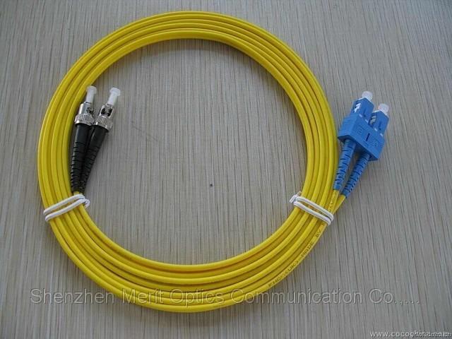 Best Высокая прочность на растяжение, гибкие SC - ST волоконно оптические п