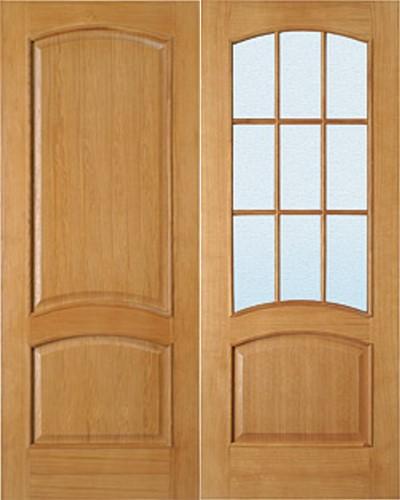 Двери шпонированные (шпон) межкомнатные, двери
