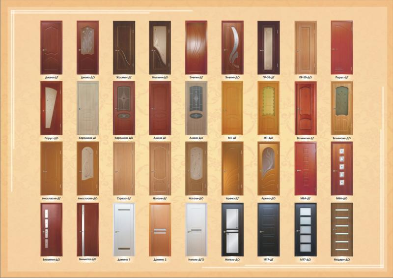 Чебоксарские межкомнатные двери