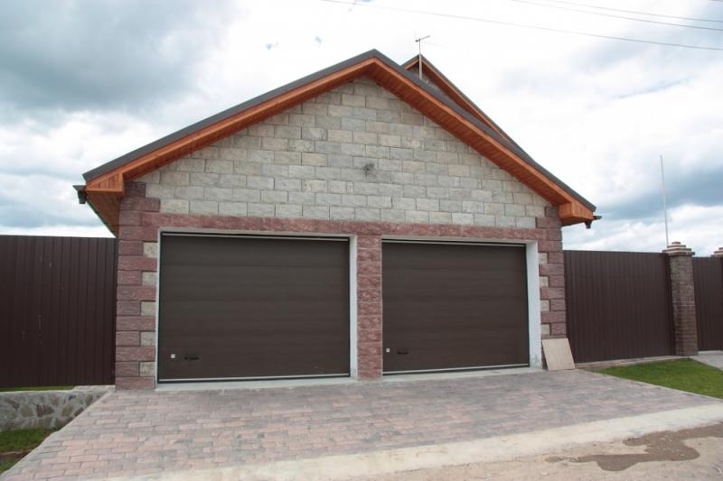 fabricant porte garage sectionnelle yvelines hormann avec portillon