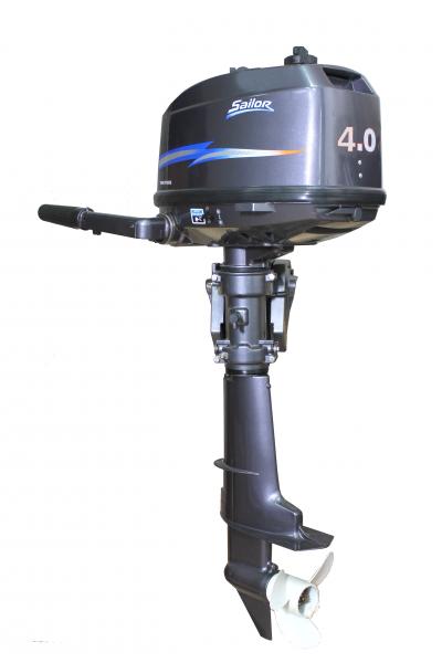 видео лодочный мотор sailor 2.6