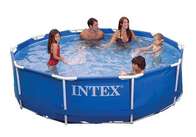 Инструкция к каркасному бассейну интекс