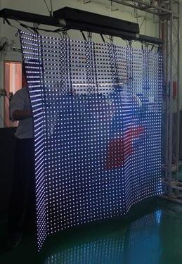 Светодиодный экран сделать своими руками