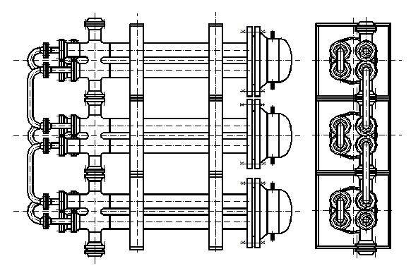 Теплообменник ттон односекционный фото теплообменник маслоохладитель 2141