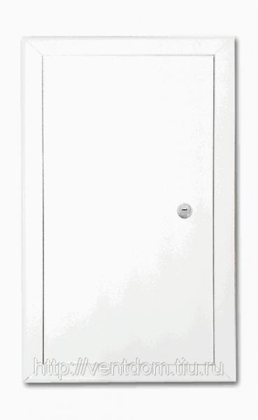 Металлические дверцы для счетчиков воды