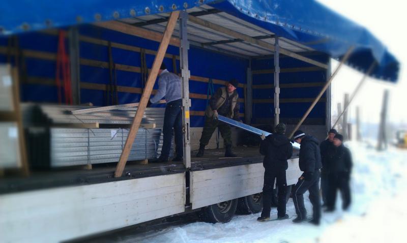 Разгрузка фур, вагонов и другого грузового транспорта * Услуги грузчиков 40*56*81.