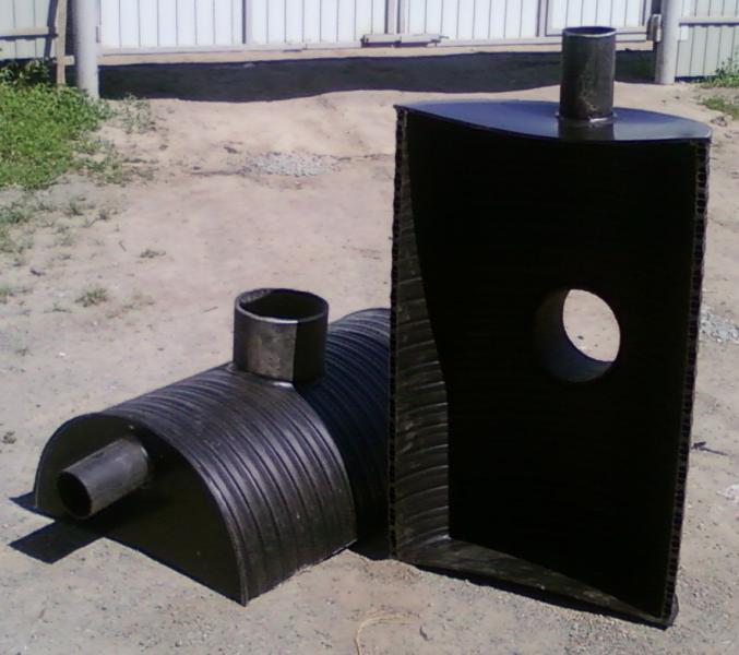 Газонная решетка зелёная(580х400х35), купить в Екатеринбурге - Пульс цен