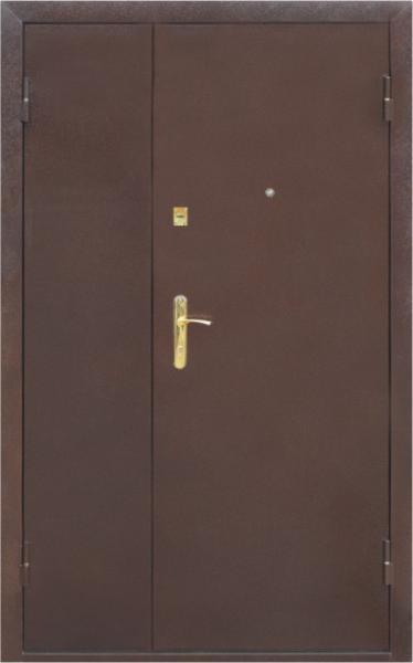 двери металлические входные 1300 мм
