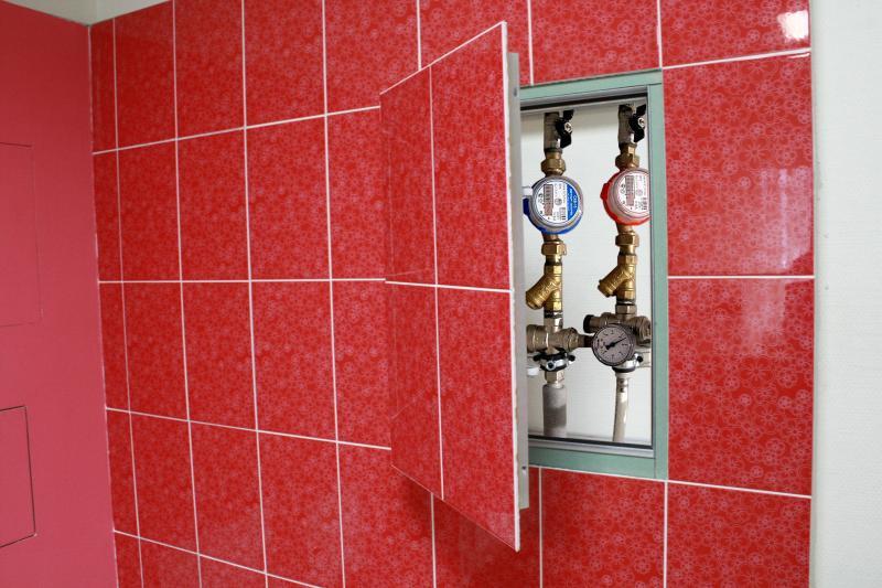 Ревизионные лючки для туалета размеры